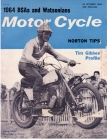 Motor cycle 24 october 1963