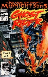 Ghost Rider 28 Aug